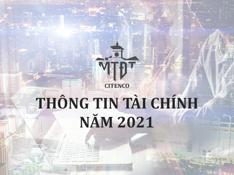 THÔNG TIN TÀI CHÍNH NĂM 2021