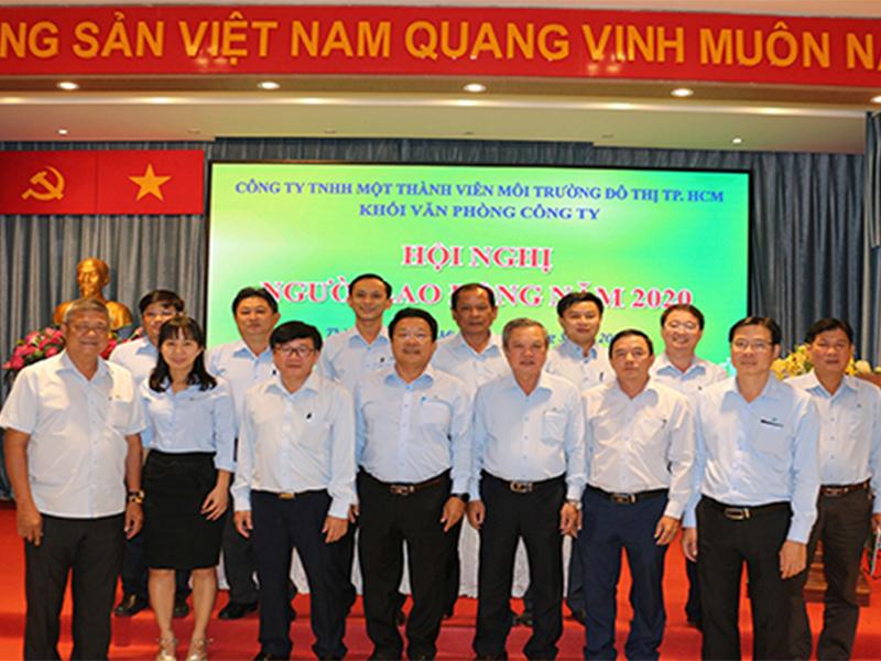 Hội nghị Người lao động Khối Văn phòng Công ty năm 2020