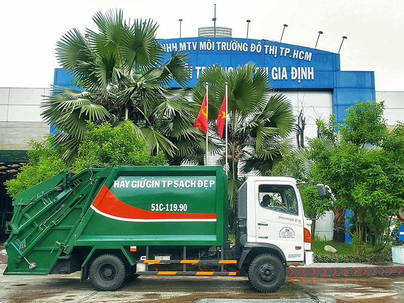 Thu gom, vận chuyển, xử lý chất thải
