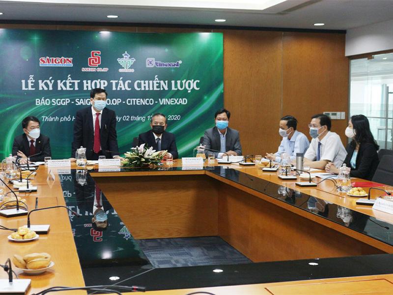 Dự án Hợp tác chiến lược với báo Sài Gòn Giải Phóng